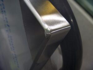 アルミ側面溶接カバー